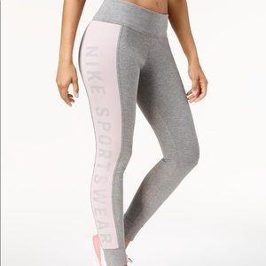 Nike Sportswear Essential HR Leggings - X-Small